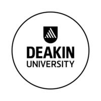 Deakin Roundel Logo Master V3 Keyline